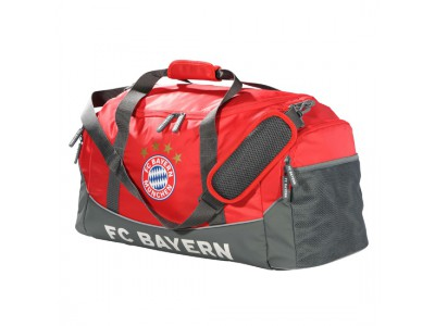 FC Bayern Munchen sportstaske - FCB Sports Bag red
