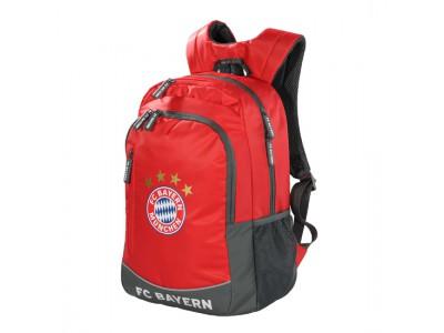FC Bayern Munchen rygsæk - Backpack red