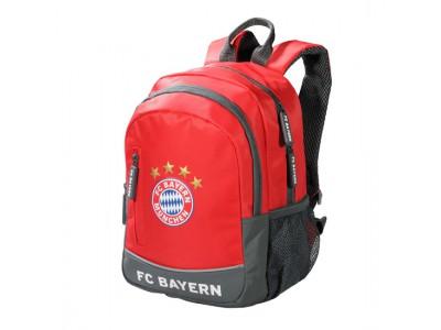 FC Bayern Munchen rygsæk - FCB Kidsgarten Backpack red