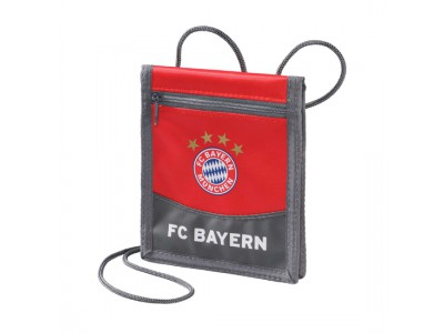 FC Bayern Munchen hals pose - FCB Neck Pouch red