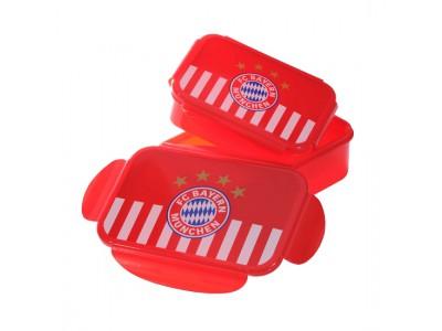FC Bayern Munchen madkasse - FCB Lunch box (Set of 2)