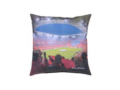 FC Bayern Munchen pude - Pillow Allianz Arena