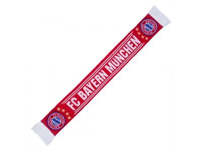 FC Bayern Munchen halstørklæde - FCB Scarf Home