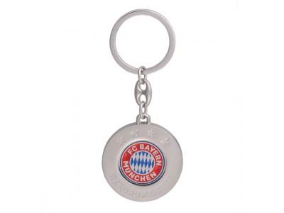 FC Bayern Munchen nøglering - FCB Keyring Chip