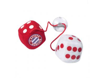FC Bayern Munchen Plush Cube