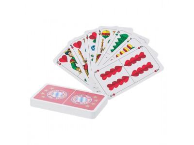 FC Bayern Munchen spillekort - Playing Cards Schafkopf