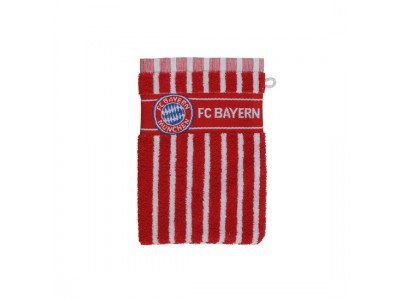FC Bayern Munchen vaske handsker - Washing Gloves red/white