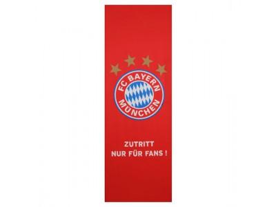 FC Bayern Munchen dør banner - Door Cover