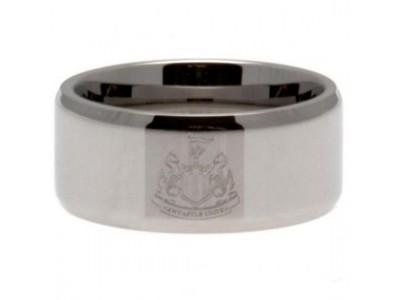 Newcastle United ring - NUFC Band Ring - Medium