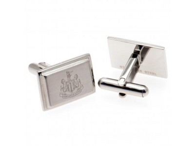 Newcastle United manchetknapper - Stainless Steel Cufflinks