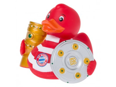 FC Bayern Munchen bade and - Rubber Duck Trophies