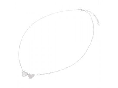 FC Bayern Munchen halskæde - Necklace Hearts