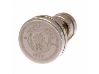 Manchester City ørering - Stainless Steel Stud Earring