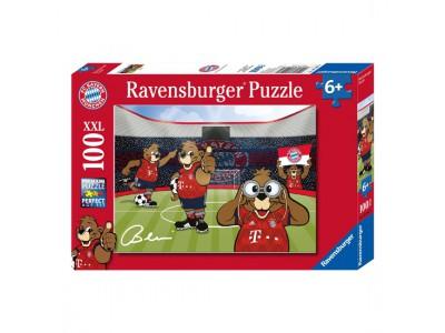 FC Bayern Munchen pusslespil - Puzzle Berni (100 pcs)