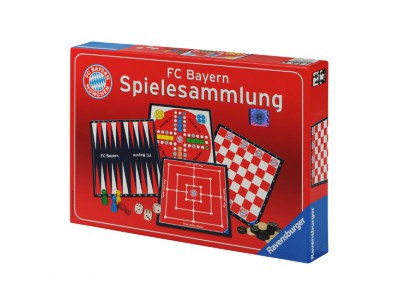 FC Bayern Munchen spil samling - FCB Game Collection