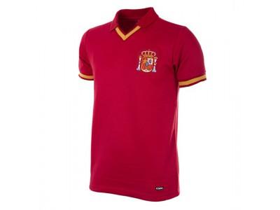 Spanien 1988 retro fodboldtrøje