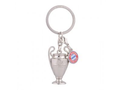 FC Bayern Munchen nøglering - FCB Keyring UCL Trophy