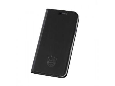 FC Bayern Munchen Handy Flipcase iPhone X