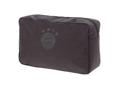 FC Bayern Munchen toilettaske - Washbag anthracite