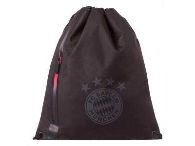 FC Bayern Munchen gymnastiknet - FCB GymBag anthracite