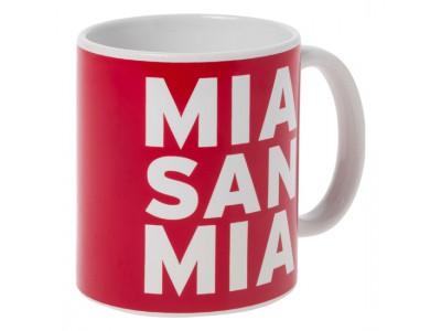 "FC Bayern Munchen krus - ""Mia San Mia"""
