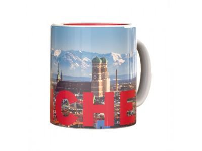 FC Bayern München krus Skyline