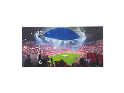 FC Bayern Munchen ur - Clock Allianz Arena