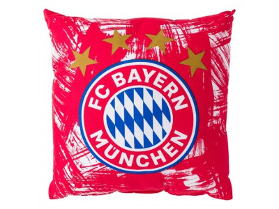 FC Bayern Munchen pude - Pillow red/white