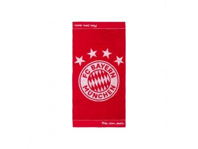 FC Bayern Munchen håndklæde - Towel Emblem