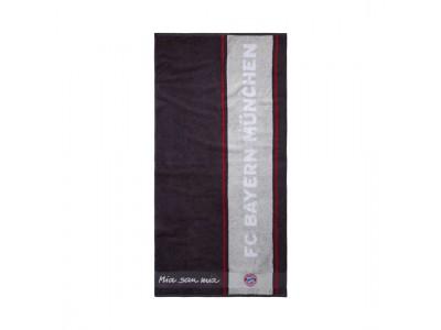 FC Bayern Munchen Towel anthracite