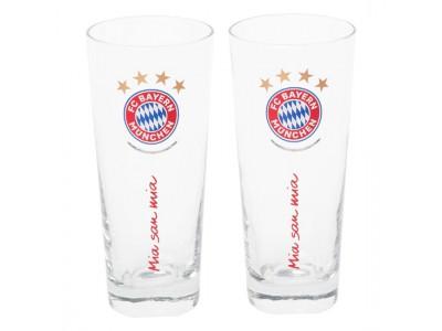 FC Bayern Munchen glas - Fan Glass (Set of 2)