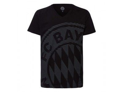 FC Bayern Munchen t-shirt - Shirt Big Logo Black