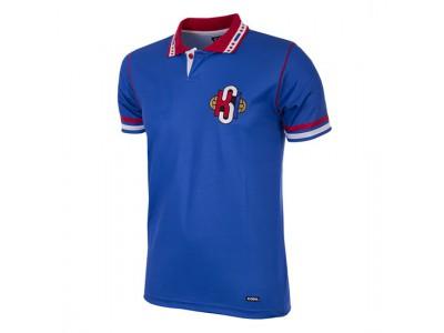 Island 1996 retro fodbold trøje