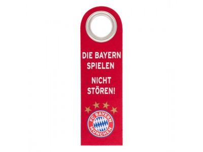 FC Bayern Munchen dør skilt - Door Tag