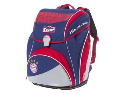 FC Bayern Munchen skoletaske - FCB School Backpack