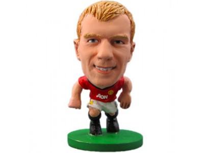 Manchester United figur SoccerStarz Scholes