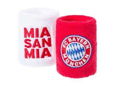 FC Bayern Munchen svedebånd - Sweatband, (Set of 2)