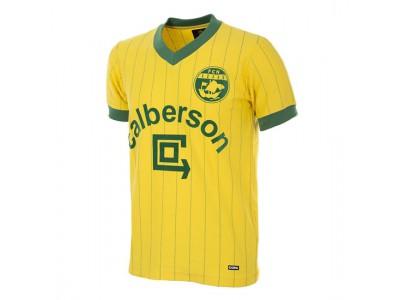 FC Nantes 1982-83 retro trøje