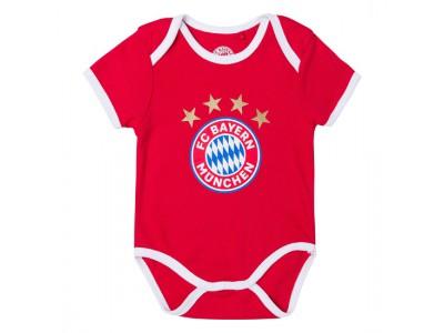 FC Bayern Munchen body stock - Baby Body Logo
