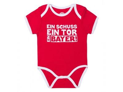 """FC Bayern Munchen - Baby Body """"Ein Bayer"""""""