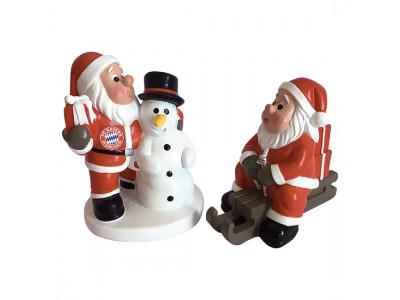FC Bayern Munchen jule figurer - Christmas Figures (Set of 2)