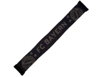 FC Bayern Munchen halstørklæde - FCB Scarf HD black