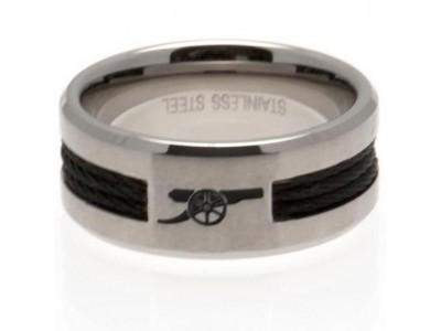 Arsenal ring - Black Inlay Ring - Small