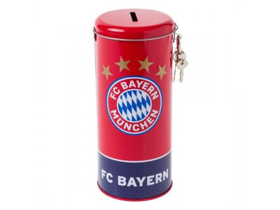 FC Bayern Munchen pengedåse - Metal Money Box