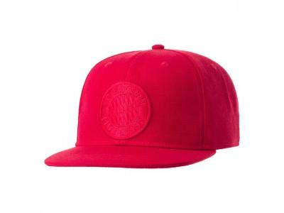FC Bayern Munchen kasket - FCB Snapback Cap Emblem red