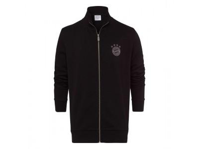 FC Bayern Munchen Zip Jacket Emblem black