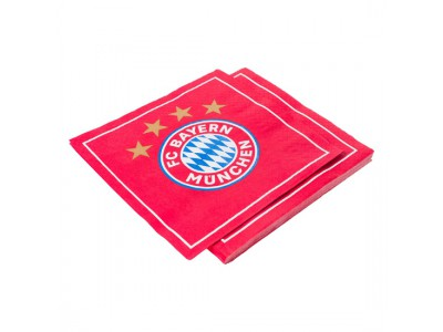 FC Bayern Munchen serviet - Napkins (set of 20)