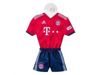 FC Bayern Munchen mini sæt - FCB Mini Kit Home 2018/19