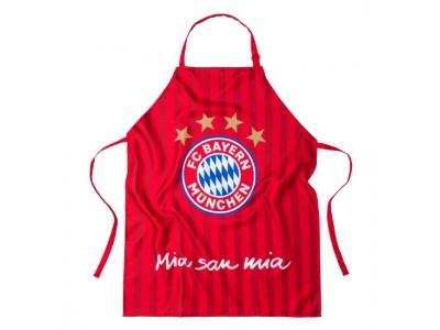FC Bayern Munchen forklæde - Barbecue Apron mia san mia