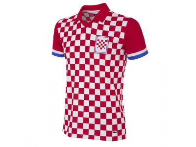 Kroatien 1992 retro fodboldtrøje